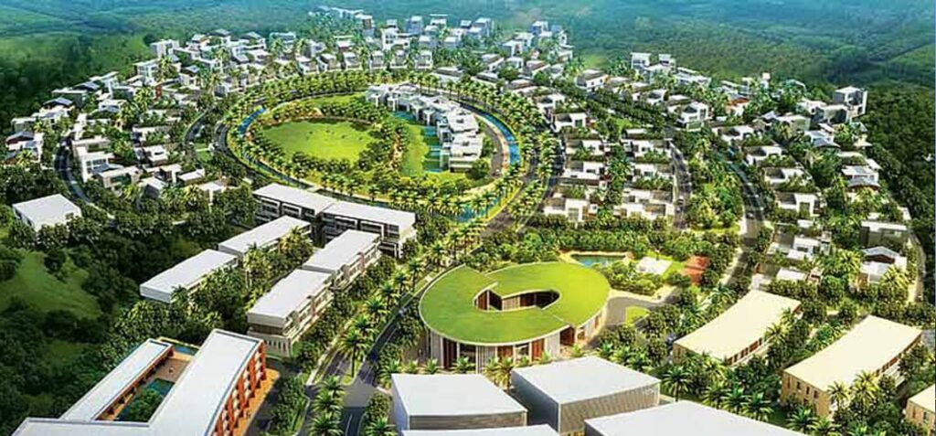 AFFORDABLE TOWNSHIPS TO BUILD YOUR HOME IN INDORE