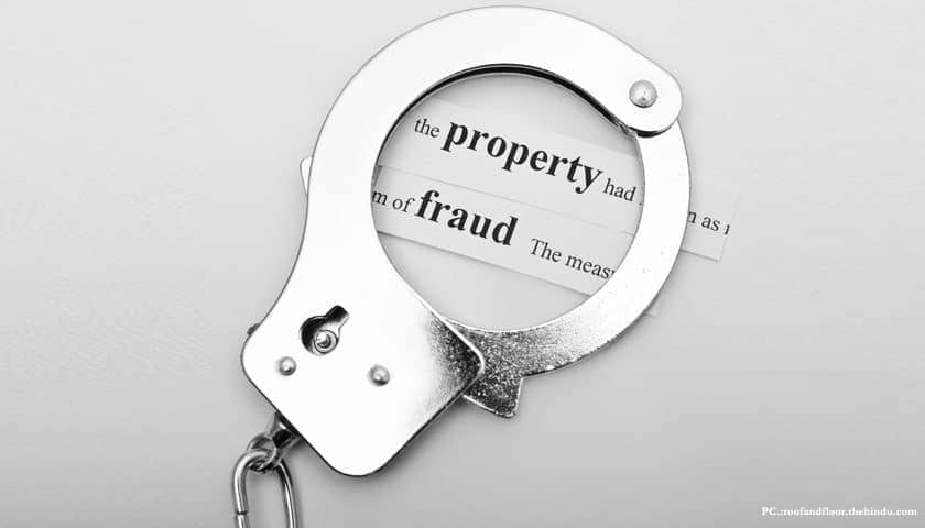 COMMON PROPERTY FRAUDS AND HOW TO IDENTIFY AND AVOID THEM