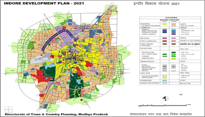 Indore Master Plan 2021