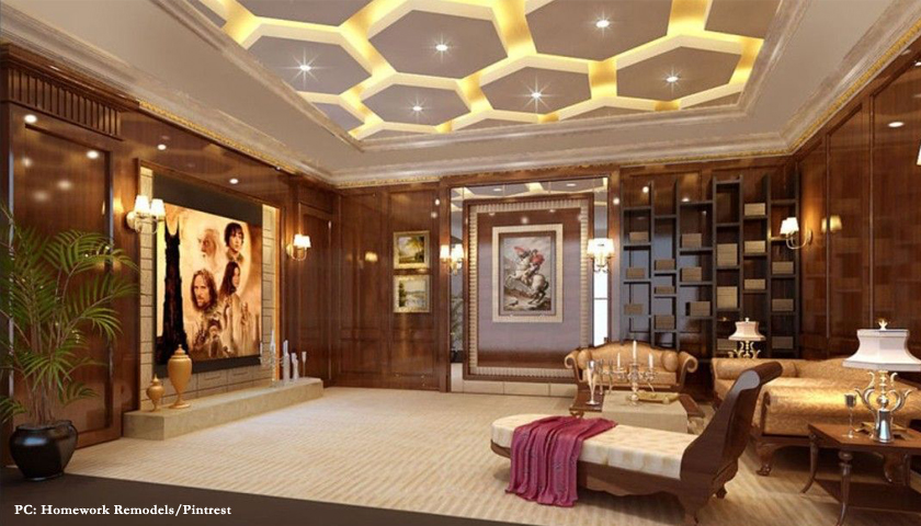 False Ceiling – Types, Application and some Tips