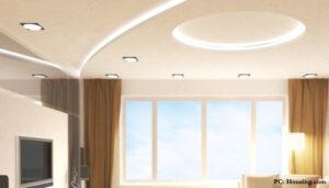 POP false ceiling